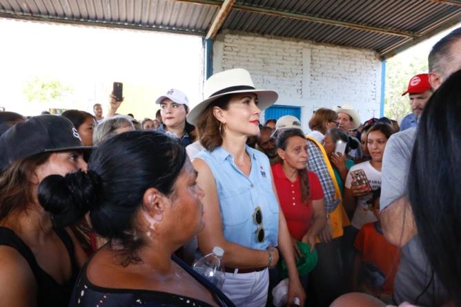 DIF estatal reporta escasas donaciones económicas para apoyar a damnificados en Sinaloa
