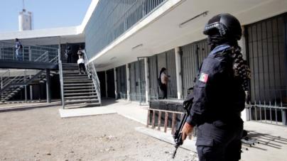 Se han invertido más de 75 millones de pesos en el penal de Aguaruto