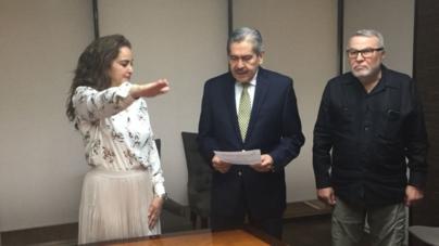 Irma Tirado es la nueva directora del Registro Civil en Sinaloa