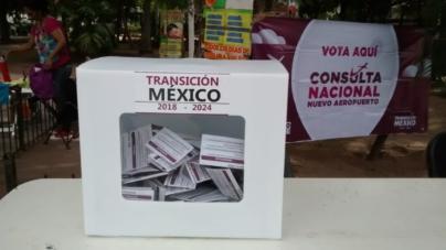¿Y en Sinaloa dónde se ubican las casillas para la consulta nacional sobre el nuevo aeropuerto?