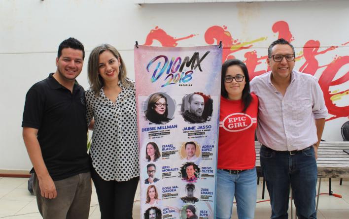 D10MX | El espacio para los creativos regresa a Mazatlán