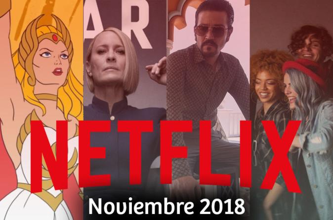 Nueva temporada de House of Cards y mucho más llega a Netflix durante noviembre