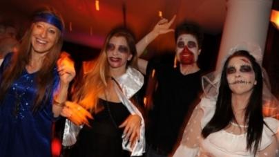 #HalloweenAlterado | Los disfraces culichis para la Noche de Brujas se pintan solos