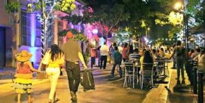 Concluyen reforestación del Paseo del Ángel; este domingo estrena iluminación