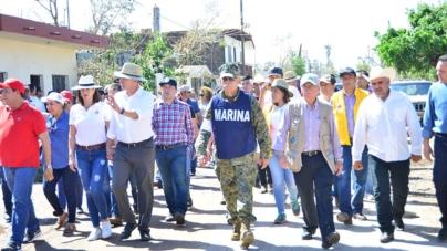 Sector Salud está en alerta permanente para atender a Escuinapa y Rosario tras paso de Willa