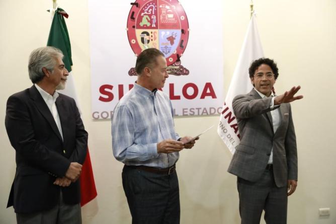Nombra Quirino a Juan Alfonso Mejía López como titular de Sepyc