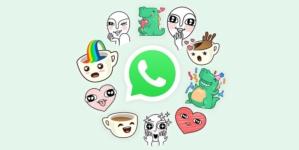 Los stickers de WhatsApp al fin llegan a México