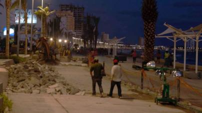 Efecto ESPEJO   Fallas en obras del Malecón de Mazatlán, ineptitudes compartidas