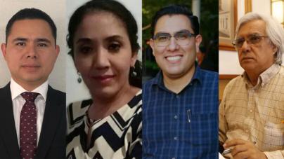 Estos son los funcionarios que administrarán el Congreso en Sinaloa