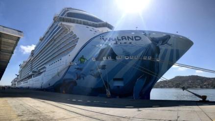 Cancelan 25 cruceros a Sinaloa por Covid-19