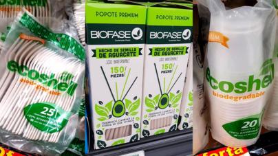 Sustentabilidad | Ley ya vende desechables biodegradables