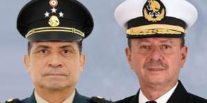 Efecto ESPEJO   Nuevos mandos en Sedena y Semar, señal de institucionalidad