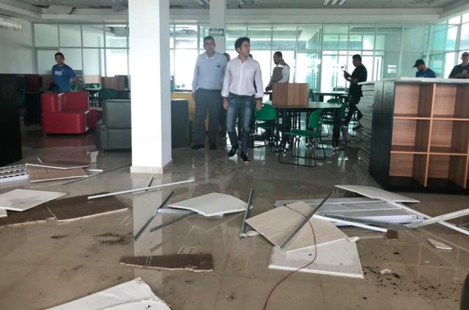 Seguirá suspensión de clases en Rosario y Escuinapa | Sepyc evalúa daños en escuelas