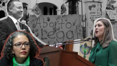 Lanzan llamado al gobernador: 'Ley Antiaborto es un atropello histórico a los derechos humanos'