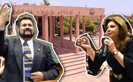 ¿Debe el Congreso aplicar fuerza pública ante zafarranchos contra priistas?