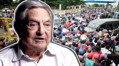 ¿Por qué George Soros invierte millones en los migrantes?