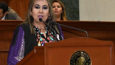 No somos matones; somos gente buena: Angélica Díaz