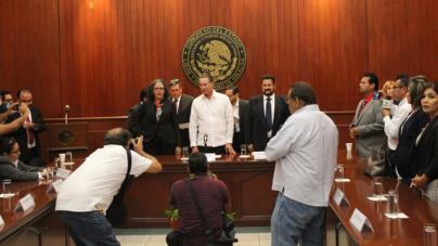 Gobernador objeta el presupuesto | Enviará observaciones al legislativo