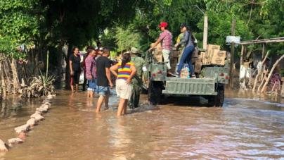 Buscarán subsidio para el Predial de los damnificados por la tormenta 19-E en Culiacán