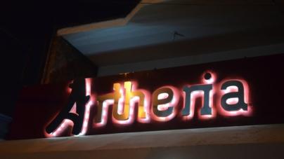 Artheria | Un rincón muy culichi y con nostalgia sabor a los 90