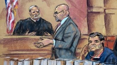 Juicio del Chapo. Día 1 | Presidentes sobornados y el Mayo, el verdadero líder del cártel de Sinaloa