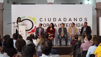 Iniciativa Sinaloa y Tierra Colectiva presentan proyecto Ciudadanos por la Integridad del Estado