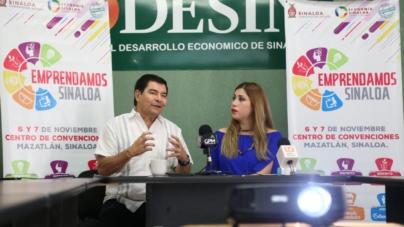 Emprendamos Sinaloa busca dinamizar y fomentar el emprendimiento en el estado
