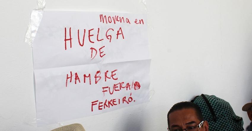 Morenistas piden inhabilitación del alcalde Estrada Ferreiro… 'Es un traidor', señalan