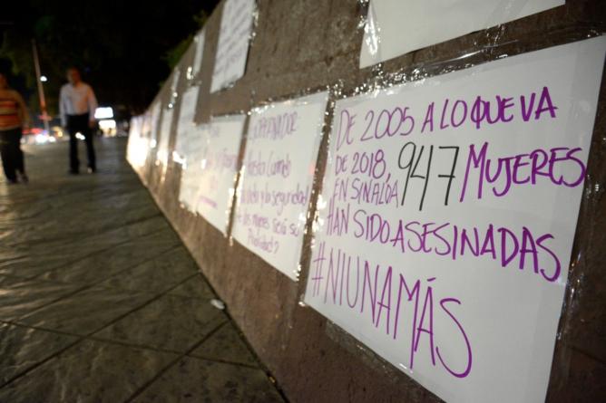 Activistas exigen alto a la simulación en la lucha contra la violencia hacia las mujeres