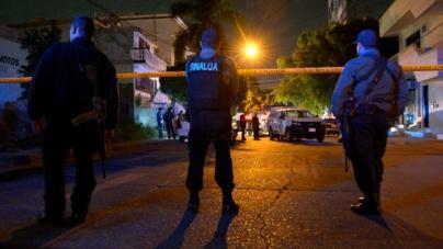 Masacran a cuatro jóvenes en Culiacán… cerca de Palacio de Gobierno