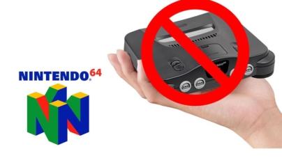 Hasta ahora no existen planes de lanzar una Nintendo 64 Classic