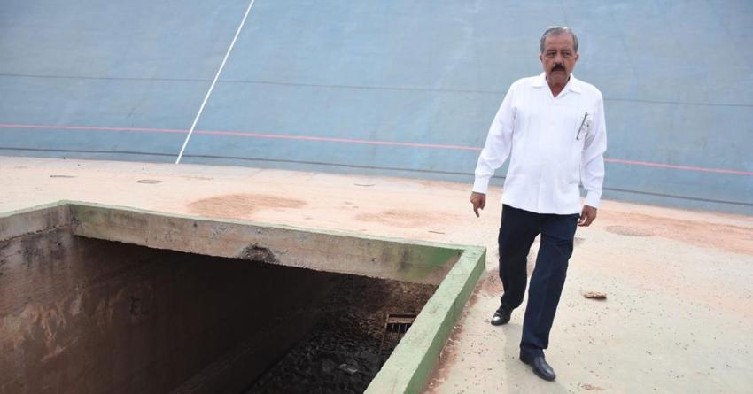 En una semana se verá diferencia en el Parque EME, anuncia Jesús Estrada Ferreiro