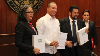 Luego de 10 años, Quirino retoma entrega de informes al Congreso del Estado