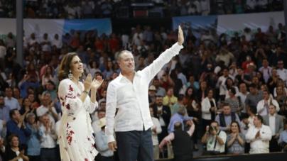 'A seguir trabajando juntos por Sinaloa', exhorta Quirino Ordaz