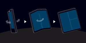 Google prepara versión de Android que funcionará en dispositivos de pantalla flexibles
