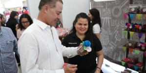 Garantiza Quirino Ordaz bolsa de 500 millones de pesos en créditos a emprendedores