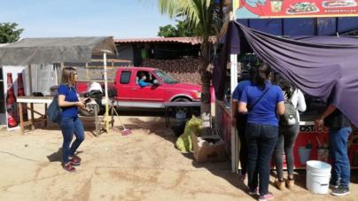 Con operativo sanitario busca Coepriss proteger salud de visitantes a la Feria Ganadera