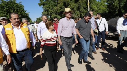 Ante falta del Fonden, Sinaloa aplicará recursos estatales para reparar daños por depresión tropical 19-E