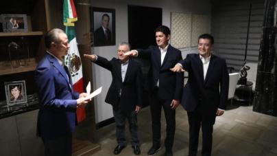 Más cambios en Gobierno de Sinaloa | Designa Quirino nuevos titulares en Sedesol, SAG y Sedesu