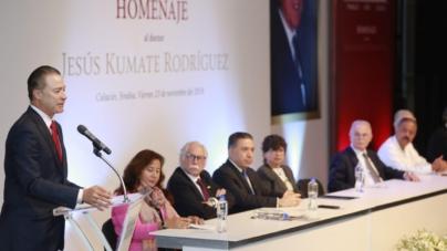 'Kumate es un modelo a seguir para quienes tienen una responsabilidad pública': Quirino