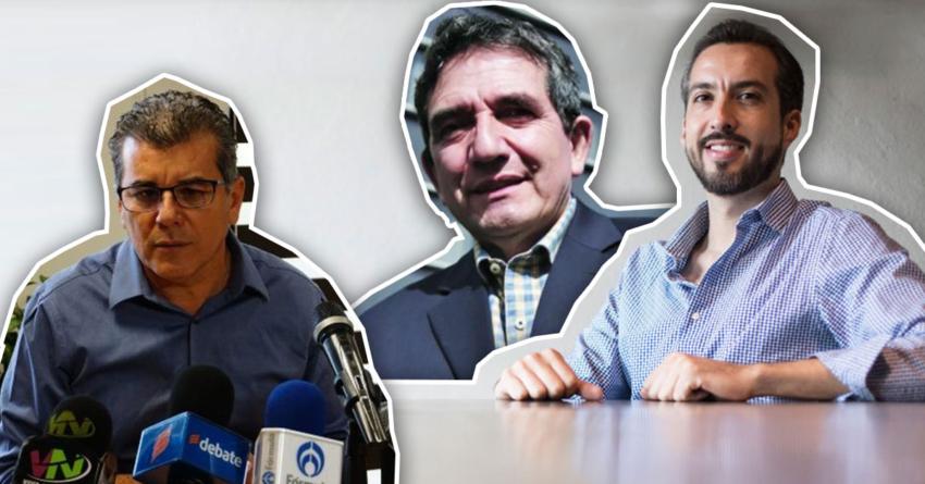 Acusa diputado a Cuen de mandarlo amenazar con un 'levantón' a su familia