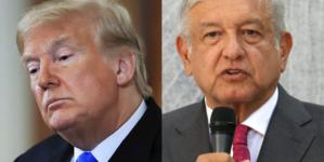 Error de Polevnsky: Trump no está confirmado para la toma de protesta de AMLO