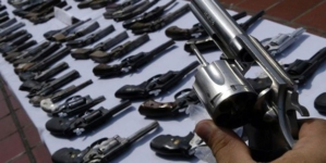 Tráfico de armas | Estos son los métodos de los delincuentes para introducir armas al país
