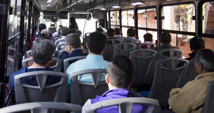Circularán camiones con videocámaras y botón de pánico en Sinaloa