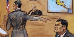 Efecto ESPEJO | Estados Unidos contra el Chapo: el gran juicio, con episodios insólitos