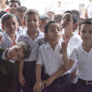 Impulsa Coppel programa de renovación de escuelas en Culiacán