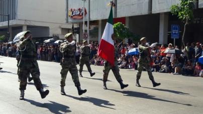 Anuncian cierre de la Obregón este miércoles por desfile militar en Culiacán
