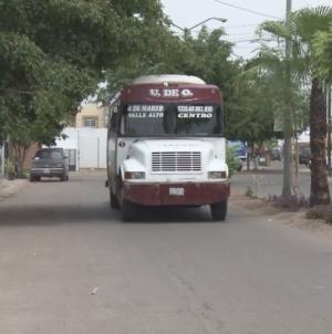Con la llegada de 100 nuevas unidades de transporte urbano retirarán las más 'viejitas'