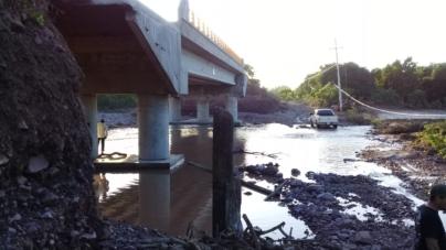 En El Rosario, caen 214 milímetros de agua en 4 horas; hay pueblos incomunicados