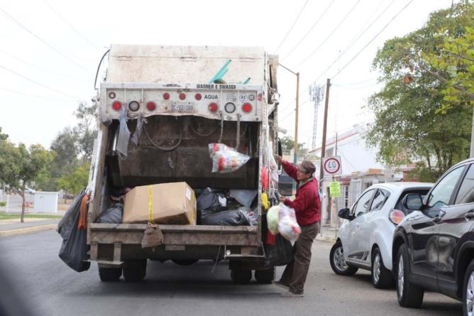 Con nuevo acuerdo, restablecerán servicio de recolección de basura en Guasave